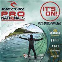 Rip Curl Canada Pro Nationals - Tofino 2021