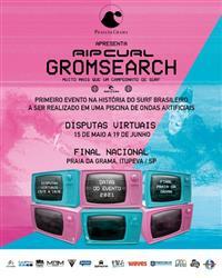 Rip Curl GromSearch South America - Virtual Qualifier #1 - Brazil 2021