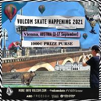 Volcom Skate Happening - Vienna, Austria 2021