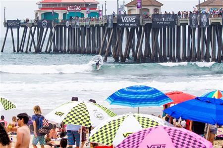 US Open of Surfing Huntington Beach presented by Shiseido Brings Challenger Series to Surf City USA