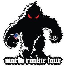 Black Yeti - World Rookie Tour