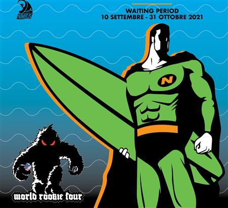World Rookie Tour will debut in surfing at Nimbus Surf Hero 2021